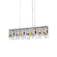 Люстра Ideal Lux GIADA COLOR SP5 MULTICOLOR